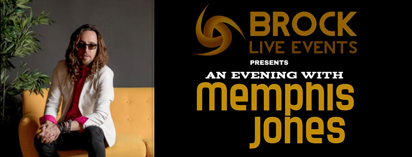 MEMPHIS JONES ONTARIO EVENTS